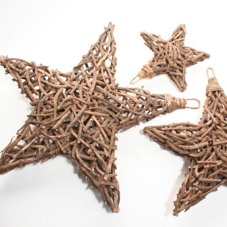 Vine Star 'Natural' 75cm