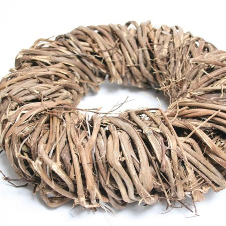Hoppe Wreath 'Natural' 40-65cm