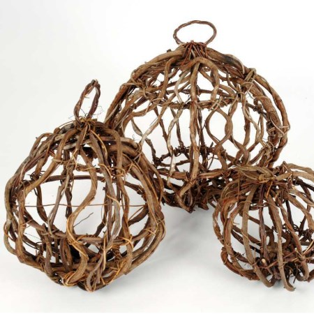 Crazy Vine Ball 'Natural' 30cm-50cm