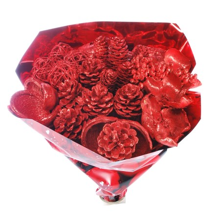 Mixed Pack 'Red with red glitter'