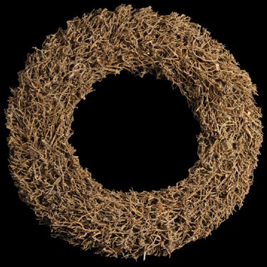 Dry Tree Wreath 40cm