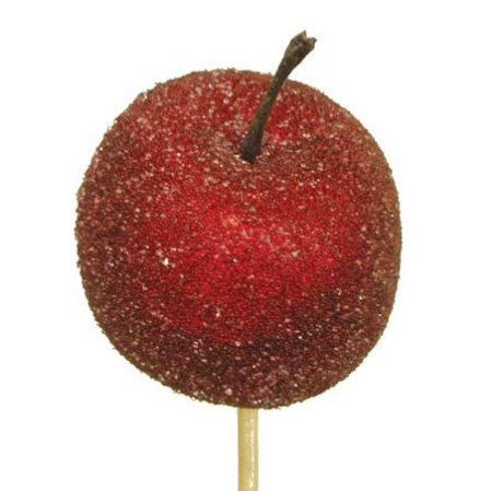 Apple Sugared 'red frosted'